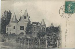 CH [33] Gironde Blaye Chateau Saugeron - Blaye