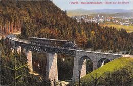 Weissenstein Bahn Viadukt - SO Soleure