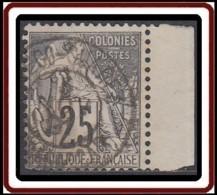 Colonies Générales - N° 54 (YT) N° 54 (AM) Oblitéré De Diego-Suarez / Madagascar. - Alphée Dubois