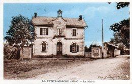 La Petite-Marche. La Mairie. - Autres Communes