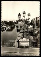 44 - Nantes - 18 - Quai De Versailles Grands Bateaux De L'erdre Touristique #07583 - Nantes