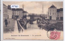 GRAMMONT- GERAARDSBERGEN- LA PASSERELLE - Geraardsbergen