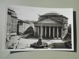 ITALIE LAZIO ROMA ROME PANTHEON - Panthéon