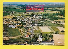 CPSM NUEIL Sur LAYON 49 ֎ Vue Générale Aérienne Du Village ֎ - Other Municipalities