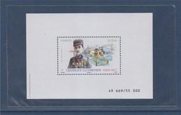 = Bloc Neuf Georges Guynemer 5.10€ Type PA81 Numéroté Tirage Réservé Aux Réservataires Sous Emballage Scellé - 1960-.... Mint/hinged