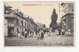 GUIGNES RABUTIN - RUE DE MEAUX - 77 - France