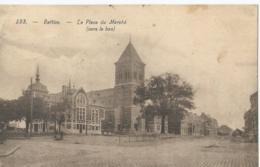Battice - 583 - La Place Du Marché (vers Le Bas) - 1927 - Herve