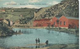 Cornesse - Massau, La Vesdre, Carrière Jaminon - Phototypie Desaix - Edit. C. Maigray - Pepinster