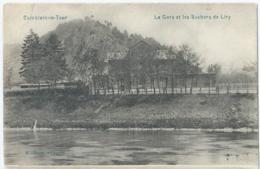 Comblain-la-Tour - La Gare Et Les Rochers De Liry - E. Desaix - Hamoir