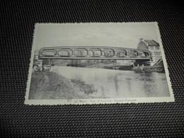 Le Bizet  Pont D' Houplines   Douane Française  Frontière - Comines-Warneton - Komen-Waasten