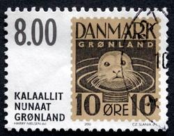 Greenland   2001  MiNr.372  ( Lot B 1641 ) - Usados