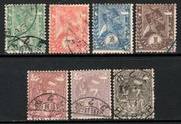 ETHIOPIA 1894 - Set Used - Ethiopie