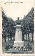 CPA - Belgique - Moerbeke-Waas - Standbeeld Lippens - Moerbeke-Waas
