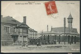 Aulnay-sous-Bois - La Gare - Coll. Glossi - Laroche Phot.édit. - Voir 2 Scans - Aulnay Sous Bois