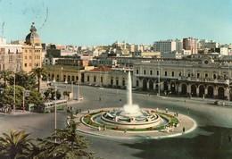 BARI-PIAZZA ROMA-STAZIONE FERROVIARIA-AUTOBUS-DISTRIBUTORE ZENIT - Bari