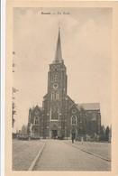 CPA - Belgique - Rumst - De Kerk - Rumst
