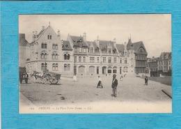 Amiens. - La Place Notre-Dame. - Amiens