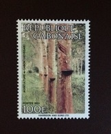 Gabon 1991 Agriculture Trees MNH - Gabon