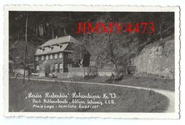 CPSM Dentelées - Haus Hubertus Hohenleipa Tchéquie - M. S. M. - Karte Von Foto M. Marschner - Scans Recto-Verso - Hotels & Restaurants