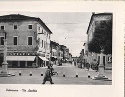 Cartolina - Postcard / Non Viaggiata - Unsent  - Palmanova, Via Aquilea.   ( Gran Formato ) - Udine