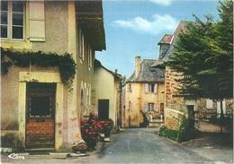 """Dépt 19 - JUILLAC - Vieille Rue - CPSM 10,5 X 14,9 Cm - """"CIM"""" - Juillac"""