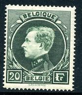 Belgique COB 290A * - 1929-1941 Grand Montenez