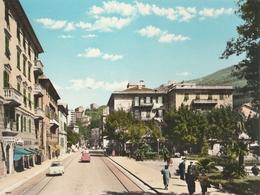 Cartolina - Postcard / Non Viaggiata - Unsent .  Genova - Bolzaneto - Via Pastorino.   ( Gran Formato ) - Genova (Genoa)