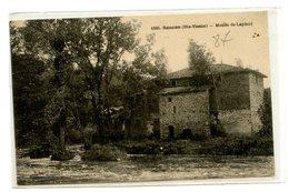 RANCON N°1583 ( Hte VIENNE ) - MOULIN LAPLAUD. - Frankrijk