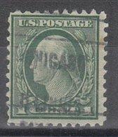 USA Precancel Vorausentwertung Preo, Locals Illinois, Chicago L-17 HS, Perf. 10x10 Offset - Vereinigte Staaten