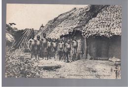 Cote D'Ivoire Assinie Groupe D'enfants,  Collection Le Gros Ca 1910 OLD POSTCARD - Elfenbeinküste