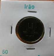 Iran 50 Rials 2004 Varnished - Iran