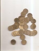 Lot De 38 Pieces De 20 Centimes Voir Detail En Dessous - E. 20 Centimes