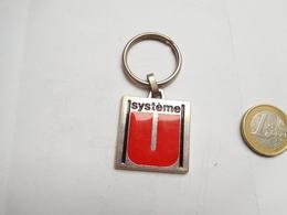 Beau Porte Clés , Systéme U , Magasin - Porte-clefs