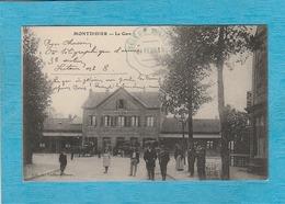 Montdidier. - La Gare. - Montdidier