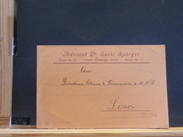 79/670A  LETTRE ROUMANA  1931 - 1918-1948 Ferdinand, Carol II. & Mihai I.