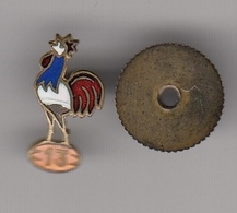 Enamel (damaged) Pin Badge France Rugby Federation - Rugby