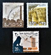 PETIT LOT D'EGYPTE OBLITERE - Égypte