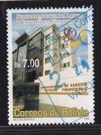 Bolivia 2008, Banks, Vfu - Bolivia