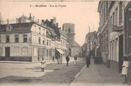 59 9 ORCHIES Rue De L'Eglise - Orchies