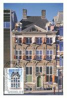 D36629 CARTE MAXIMUM CARD FD 2012 NETHERLANDS - MUSEUM REMBRANDTHUIS AMSTERDAM CP ORIGINAL - Rembrandt