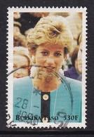 Burkina Faso 1998, Diana, Minr 1485, Vfu. Cv 3 Euro - Burkina Faso (1984-...)