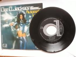 Dee D. Jackson  -  1978.  Durium Marche Estere - Automatic Lover - Disco, Pop