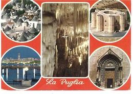 CARTOLINA VIAGGIATA 1977 - Italia
