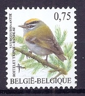 BELGIE * Buzin * Nr 3391 * Postfris Xx * FLUOR  PAPIER - 1985-.. Birds (Buzin)