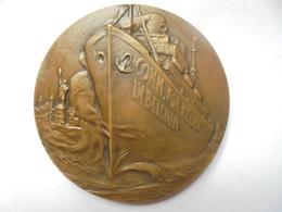 LA BELGIQUE SE SOUVIENDRA-1916-par GEORGES PETIT 119 Grammes-70 Mm - Professionnels / De Société