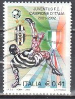 Italy 2002 - Mi.2845 - Used - Usato - 2001-10: Used