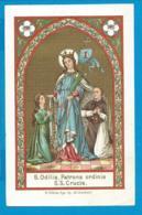 Holycard    St. Odilia - Images Religieuses