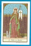 Holycard    St. Odilia - Andachtsbilder