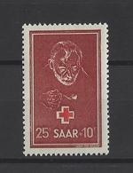 SARRE.  YT  N° 271  Neuf **  1950 - 1947-56 Occupation Alliée