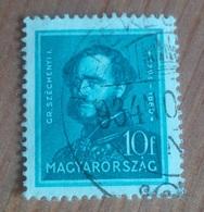 Stephen Szechenyl (Comte) - Hongrie - 1932 - Oblitérés